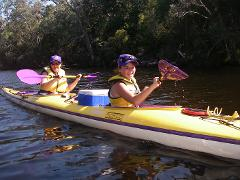 3 Day Noosa Everglades Guided Kayak Tour (incl. Cooloola Sandpatch)