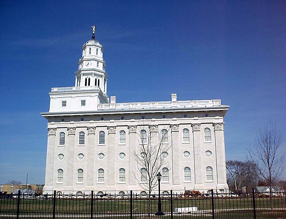 nauvoo men Able-bodied men who lived in and around nauvoo were asked to donate their  time and labor—one day out of every ten would be spent.