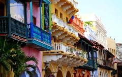 Cartagena Architecture Tour
