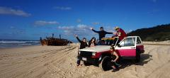 Fraser Island Group Getaway - 2 Days