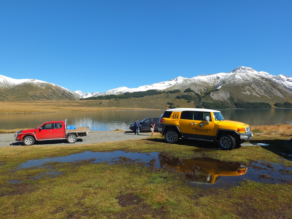 4WD Molesworth 4 Day Tag-Along Tour