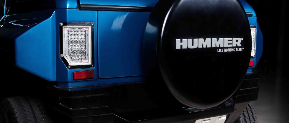 Electric Hummer Rental