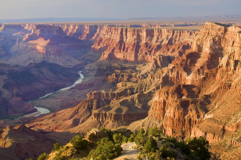 Grand Canyon Helicopter Tours:Grand Canyon South Rim Premier Bus Tour