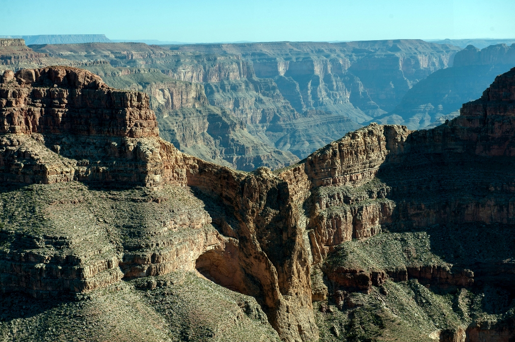 Las Vegas Tours : From Los Angeles:Grand Canyon West Rim Premier Bus Tour