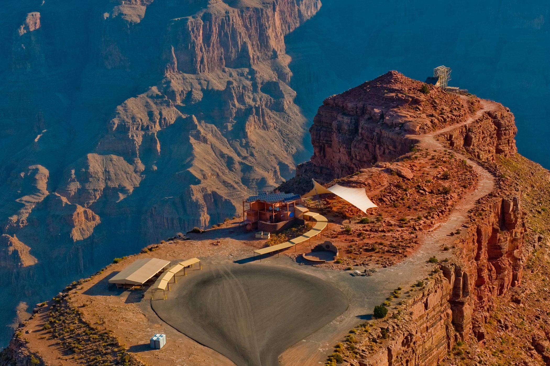Grand Canyon West Rim Premier Bus Tour