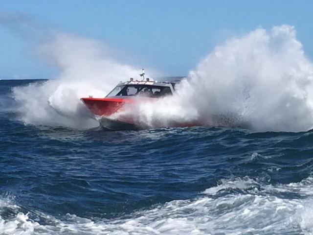 Sunshine Coast Jet Boat Thrill Ride